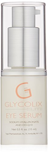 Glycolix Elite Eye Serum, 0.5 Fl Oz by Glycolix Elite