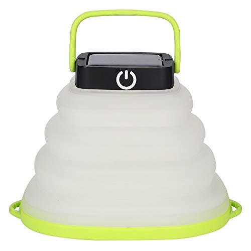 Camping Lantern - Multi-Purpose Portable Collapsible Solar Night Work Light Garden Camping Light