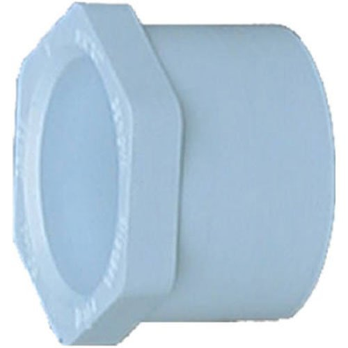 Genova Products 30227 PVC Sch. 40 Reducing Bushings, 2