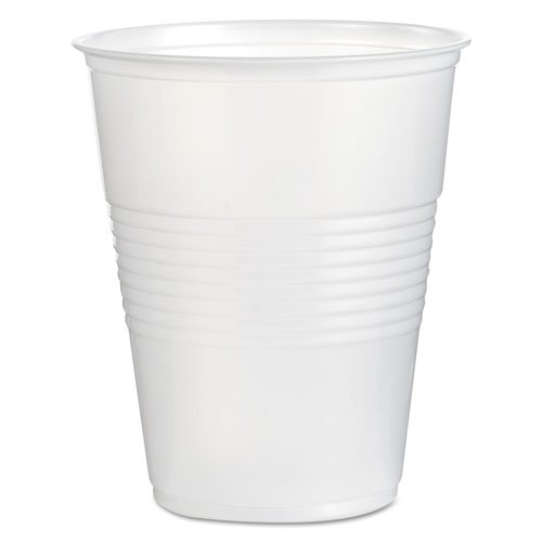 Boardwalk Translucent Plastic Cold Cups, 16oz, 50/Bag, 20...