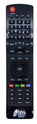 9800HD Combo 9500HD Mando Original para Iris 9800HD Compatible 9700HD 9200HD 9600HD 9700HD Combo