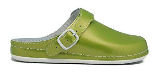 AWC, Zoccoli donna verde 42