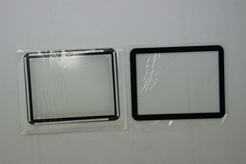 Replacement Lcd Camera Screen (Replacement Outer LCD Screen Display Window Glass Protector for Canon 7D)
