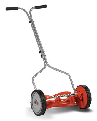 American Lawnmower Company Light Duty 14 inch Cutting Width Reel Mower by Great States Lawn