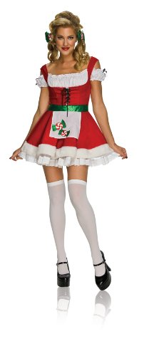 [Secret Wishes Christmas Candy Costume, Red/White, Small] (Peppermint Costumes)