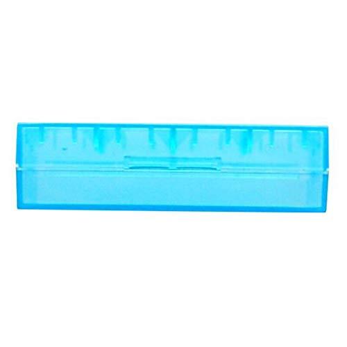 18650 Li-Ion Batteries Container Battery Storage Case Organizer Case - Random Colour