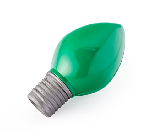 Planet Dog Orbee-Tuff Lil Bulb Toy, Holiday Green