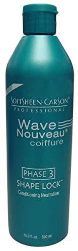 Softsheen Carson Wave Nouveau Coiffure Shape Lock
