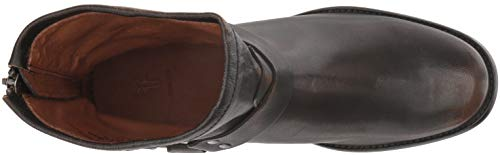 Boot Ankle Dark Short Women's Phillip Brown Harness FRYE qwvH7OxXn