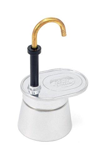 (GSI Outdoors 1 Cup Aluminum Mini Expresso (Green))