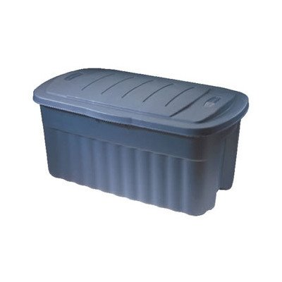 Roughtote Jumbo Storage Box [Set of 8] by Rubbermaid