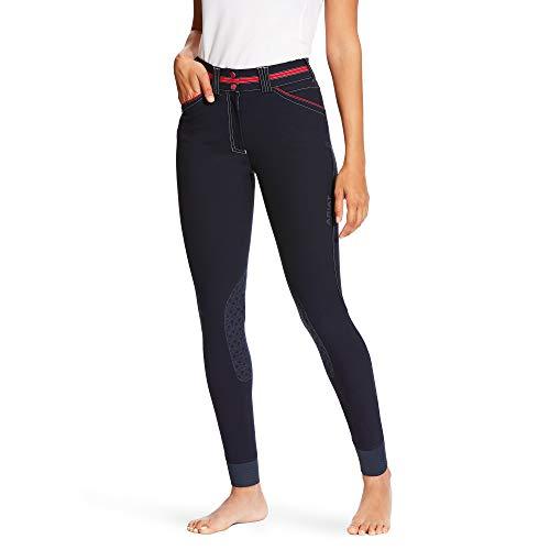Breeches Ariat (ARIAT Women's Heritage Elite Grip Knee Patch Breech Team Size 28 Regular)
