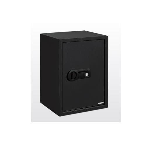 Stack-On PS-20-B Biometric, Large Personal Safe w/Biometric Lock, Black