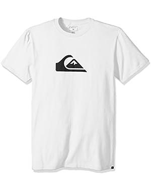 Men's Comp Logo Tee