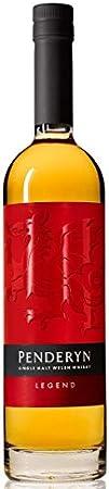 Penderyn Single Malt Welsh Whisky (1 x 0.7 l) in Geschenkverpackung