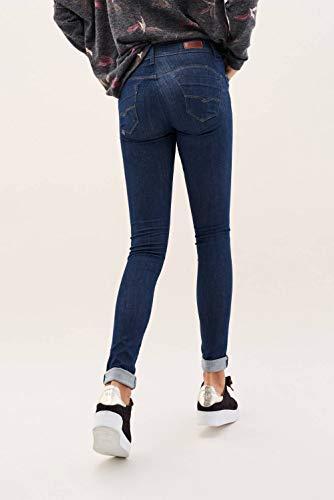 Skinny Scuro Azzuro Salsa Wonder In Jeans Denim fwqEp
