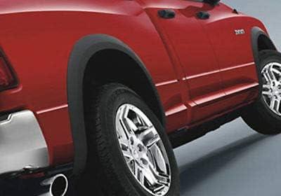Mopar Dodge RAM 2500 3500 Wheel Fender Flare Set New OEM