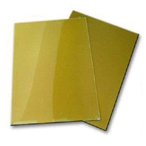 Hot Stamping Water Soluble Photopolymer A4 Plate