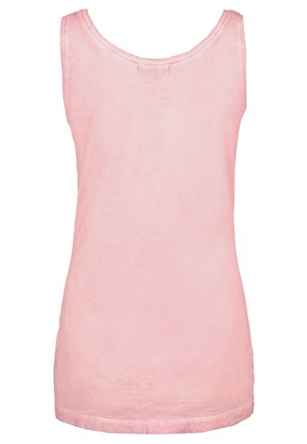 Authentic Style Mujeres Ropa superior / Tank Tops Watermelon Rosa