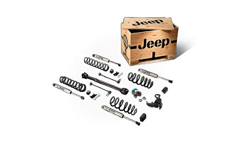 Mopar 2012-2015 Jeep Wrangler Two Door Two Lift Kit - 77070095AC (Racing Performance Crate Engine Assembly)