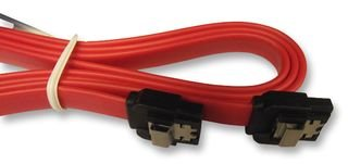 MOLEX 68561-0014 COMPUTER CABLE, SATA, FEMALE TO FEMALE, 500MM, RED (50 pieces)