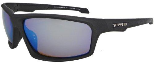Pepper's Eyeware Trigger MP523-4 MATTE GREY Polarized - Sunglasses Trigger