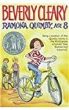 Ramona Quimby, Age 8, Beverly Cleary, 0812401190