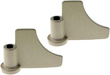 Piebert 2 piezas de gancho de la pasta (mIFL) Para Silvercrest Sbb ...