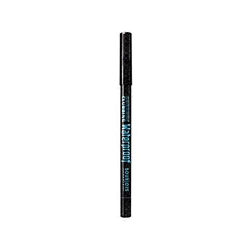 Bourjois Contour Clubbing Eyepencil Atomic Black 48 (Pack of 6) - ブルジョワ輪郭のクラブ原子ブラック48 x6 [並行輸入品] B0713SNS8W