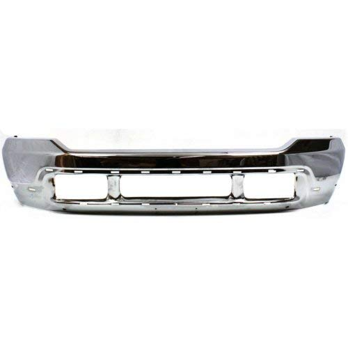 ble with FORD EXCURSION 2000-2004/F-SERIES SUPER DUTY 1999-2004 Chrome with Pad (Upper Valance) and Lower Valance Holes ()