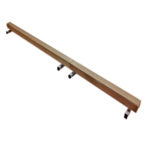 (The Beam Store Sectional Tan Balance Beam (12-Feet) Made in USA)