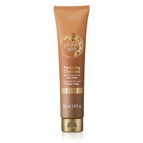 Avon Planet Spa Pampering Chocolate Face Mask