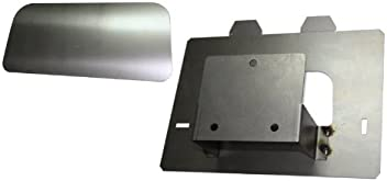 Modshop Metalwerks 1988-1998 Chev C//K1500 Fleetside Steel Roll Pan with License Box Center