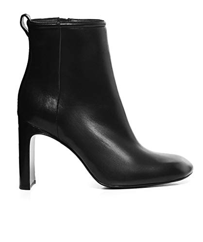 Noir Bottines and Noir Femmes Cuir Rag en Bone d'Ellis TZ0WA