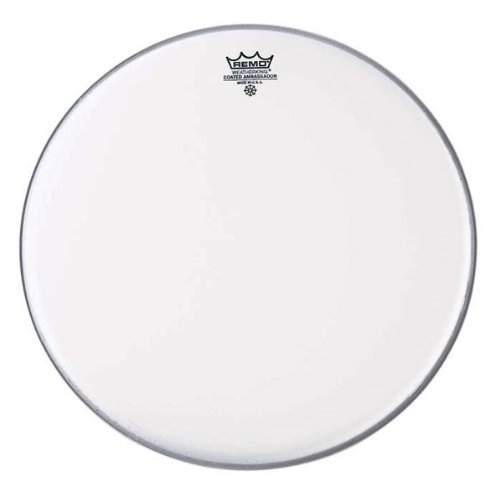 Remo BA021500 Clear Vintage Emperor Drum Heads 2-Plies of 7.5 Millimeters Mylar Films 2 Ply Clear Bass Drum