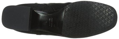 Aquatalia Femmes Lara Boot Noir Murano Suede