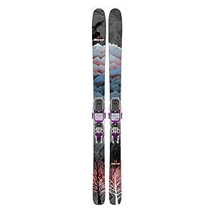Bishop 2019 Chedi Ski 164cm and BMF/3 75mm Binding