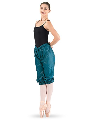 Body Wrappers Ripstop Pants (Black, Medium) - 701 Body Wrappers Dance Clothes