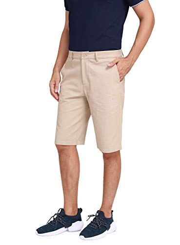 (Men's Pure Cotton Classic Fit Perfect Chino Shorts 11