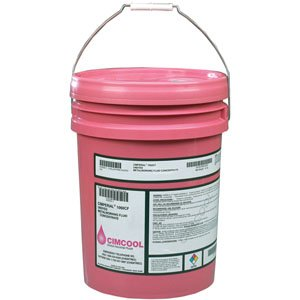PART NO. CMF56005 CIMCOOL ADDITIVE 63, Metalworking Fluid Additive, 5 Gallon by CIMCOOL