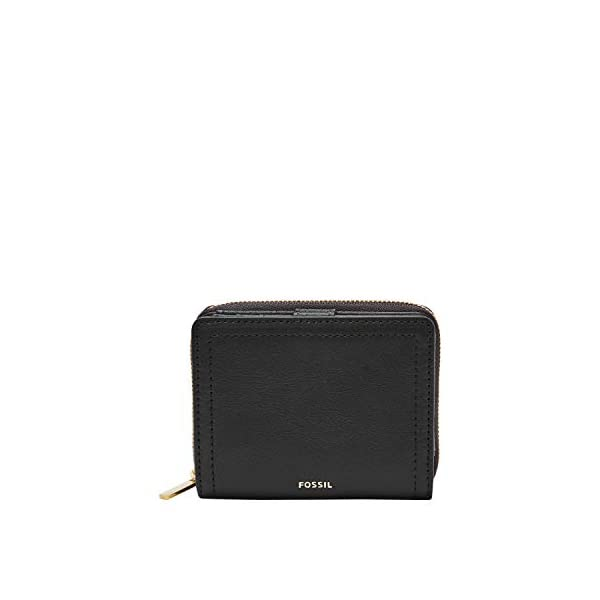 Fossil Women's Logan Mini Leather Multifunction Wallet