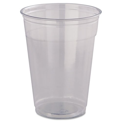 - SOLO Cup Company Ultra Clear Cups, 12 oz., PET, 50/Bag - Includes 20 sleeves of 50 cups. 1000 per case.