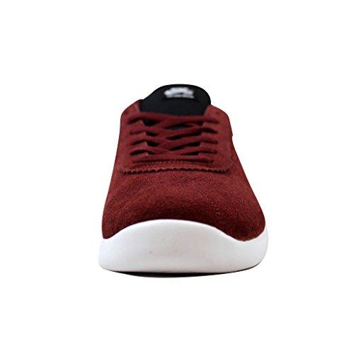Nike Sb Air Max Bruin Vapor Chaussures De Skate Hommes Foncé Équipe Rouge / Blanc - Étoile Bleu