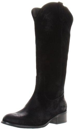 Antelope Women's 347 Boot,Black Suede,36 EU/5.5-6 M US