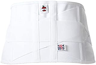 product image for Core #6062 Dual Pull Criss Cross Elastic Lumbosacral Back Support Size Large