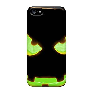 Awesome GYZ3786fnho Defender Hard Cases Covers For Iphone 5/5s- Haloween