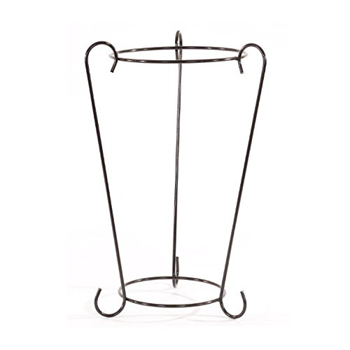"""American Garden Works PS-10T Plant Stand, 20"""" x 12.75"""", B..."""