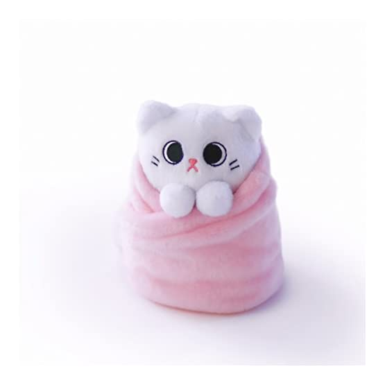Purritos Plush - Mochi - Cat Burrito Plush 1