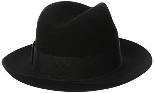 Stetson Men's Sttson Temple Royal Deluxe Fur Felt Hat