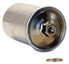 (WIX Filters - 33156 Fuel (Complete In-Line) Filter, Pack of 1)